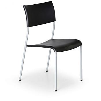 Jídelní židle FOREVER černá