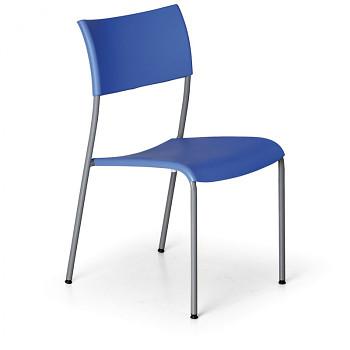 Jídelní židle FOREVER modrá