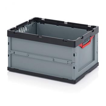 Skládací přepravka bez víka, 600x400x320 mm