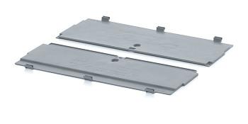 Víko pro skládací přepravky 600x400 mm