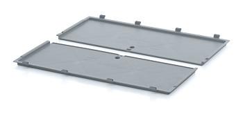 Víko pro skládací přepravky 800x600 mm