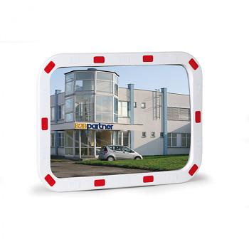 Dopravní zrcadlo  600x400 mm, nerozbitné I