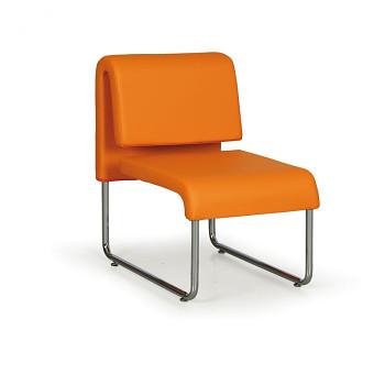 Křesílko - PUBLIC oranžová