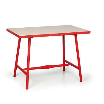 Dílenský stůl skládací, 1200x 700x 845 mm
