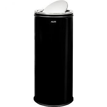 Odpadkový koš 45 l, lak černý