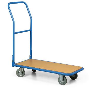 Plošinový vozík  200 kg,  850 x 430 mm, skládací