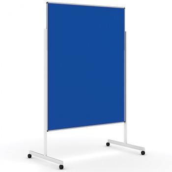 Informační tabule 1200x1500 mm, mobilní, textilní