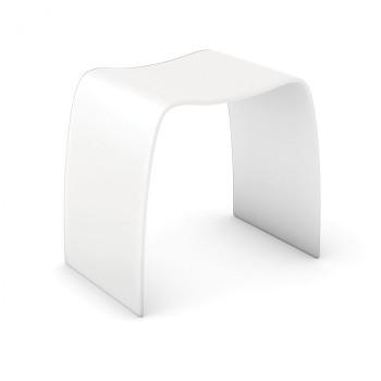 Stolička BENTWOOD bílá