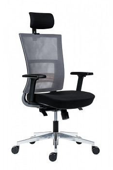 Kancelářská židle DELPHI černá