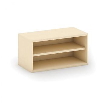 Nástavba skříně,  800x 400x400, bříza, MIRELLI A+