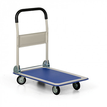 Plošinový vozík  150 kg,  735x 480 mm, skládací