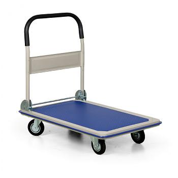 Plošinový vozík  300 kg,  900x 610 mm, skládací