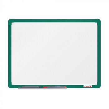 Magnetická tabule  600x 450 mm, zelený rám
