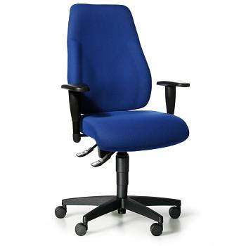 Kancelářská židle EXETER LADY modrá