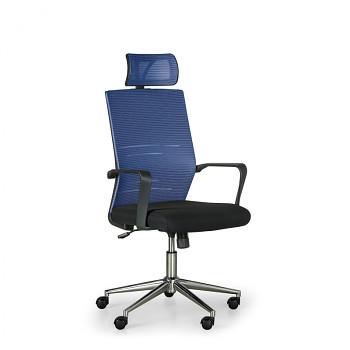 Kancelářské křeslo INDY, modrá