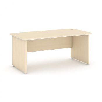 Kancelářský stůl ARRISTO LUX rovný, 1800x900x762, bříza