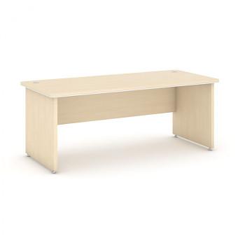 Kancelářský stůl ARRISTO LUX rovný, 2000x900x762, bříza