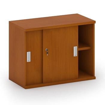 Nástavba skříně,  800x 600x400, třešeň, posuv, MIRELLI A+