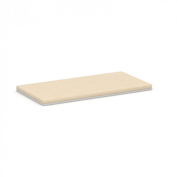 Horní krycí deska ARRISTO LUX,  80 cm, bříza