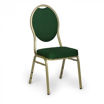 Konferenční židle BANQUET, zelená
