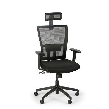 Kancelářská židle AM, černá