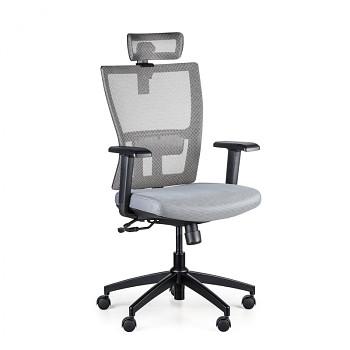 Kancelářská židle AM, šedá
