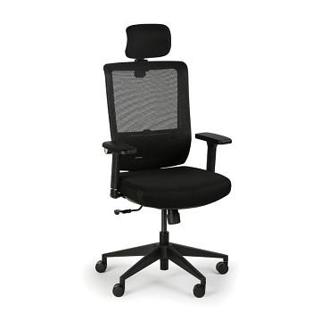Kancelářská židle AE, černá