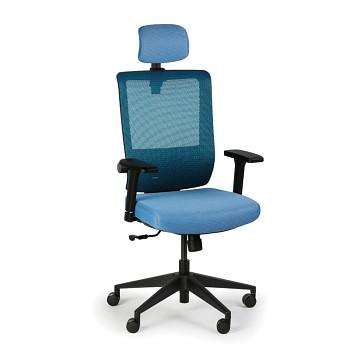 Kancelářská židle AE, modrá