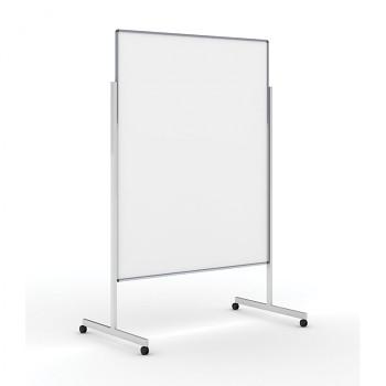 Informační tabule 1200x1500 mm, mobilní, magnetický