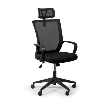Kancelářská židle BASIC, černá