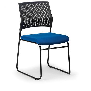 Konferenční židle MYSTIC modrá