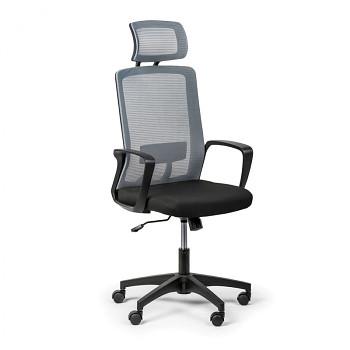 Kancelářská židle BASE PLUS, šedá