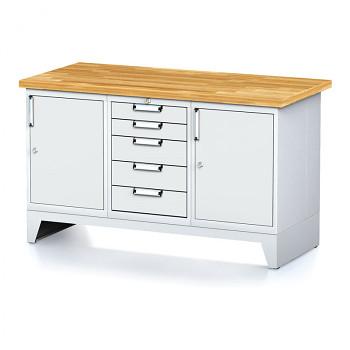 Dílenský stůl MECHANIC 1500x700, G(ACA)