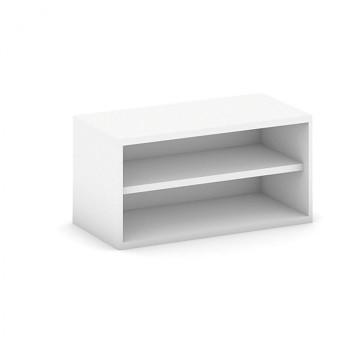 Nástavba skříně,  800x 400x400, bílá, MIRELLI A+