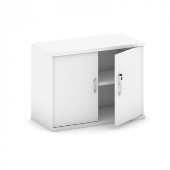 Nástavba skříně,  800x 600x400, bílá, křídlové, MIRELLI A+