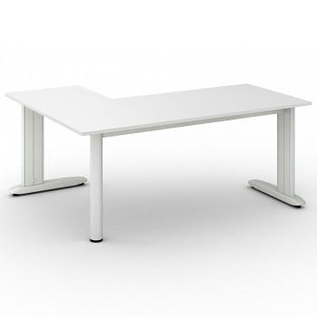 Stůl FLEXIBLE L, bílá, 1800x1400
