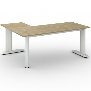 Stůl FLEXIBLE L, dub přírodní, 1800x1400