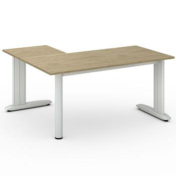 Stůl FLEXIBLE L, dub přírodní, 1600x1400