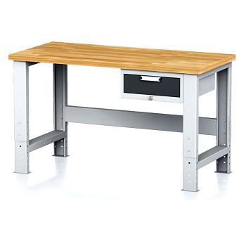 Dílenský stůl MECHANIC 1500x700, AZ1, SP