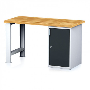 Dílenský stůl MECHANIC 1500x700, APS