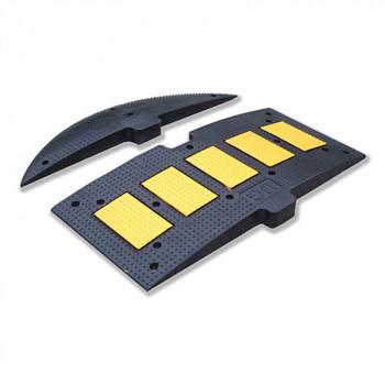 Zpomalovací práh - černá/žlutá