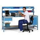 Dílenské montážní a balící stoly