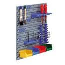 Plastové závěsné panely na nářadí