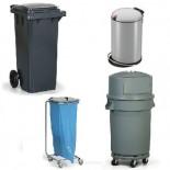 Pro odpad - popelnice, koše, pytle, nádoby