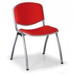 Konferenční židle čalouněné